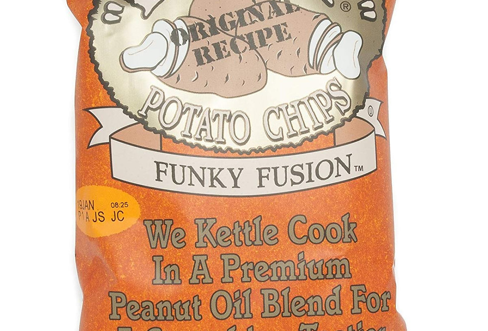 Dirty Potato Chip-Funky Fusion
