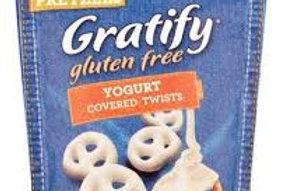 Gratify GF Yogurt Covered Pretzels