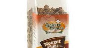 Baker's Choice Nougat Chips