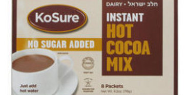 KoSure SF Instant Hot Cocoa Mix