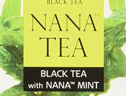 Wissotzky Nana Tea