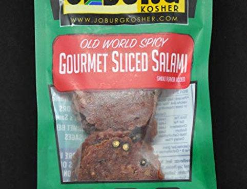 JoBurg Spicy Gourmet Salami
