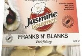 Jasmin Gourmet GF Franks N' Blanks
