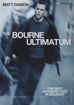 Jason Bourne 3 Ultimatum