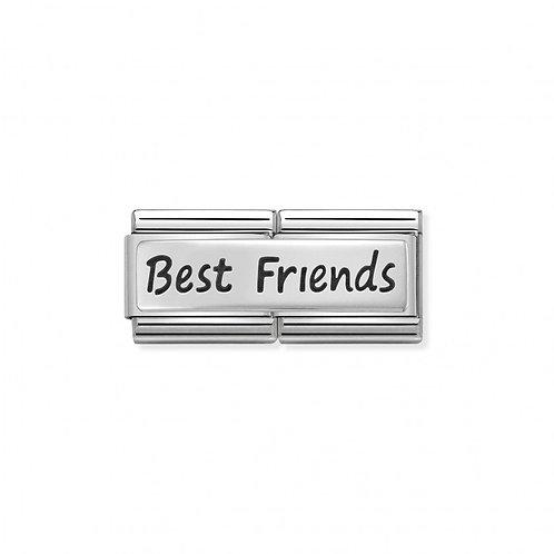 COMPOSABLE CLASSIC DOUBLE LINK BEST FRIENDS