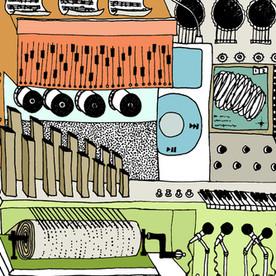 Musikkmaskin