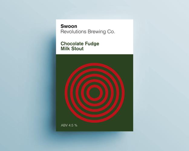 Swoon / Chocolate Fudge Milk Stout / ABV 4.5%
