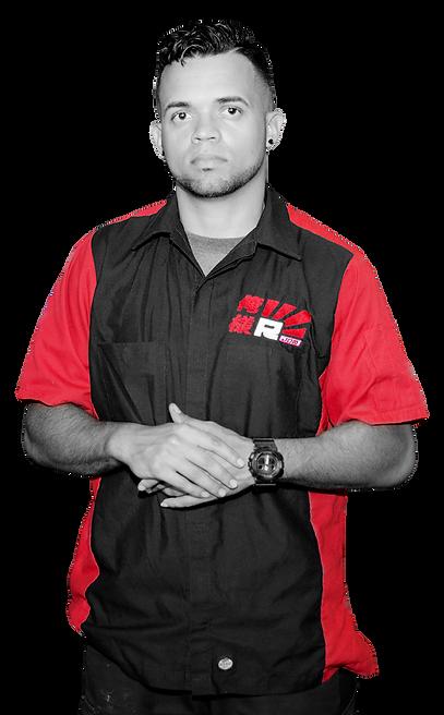 Carlos Andujar REW JDM (owner)