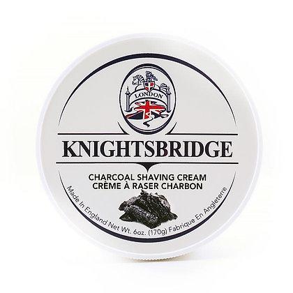 Knightsbridge Charcoal Shaving Cream
