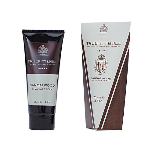 Truefitt & Hill Sandalwood Shave Cream Tube