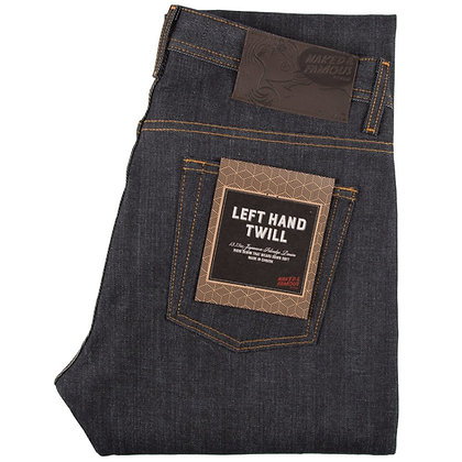 Naked & Famous Weird Guy Left Hand Twill