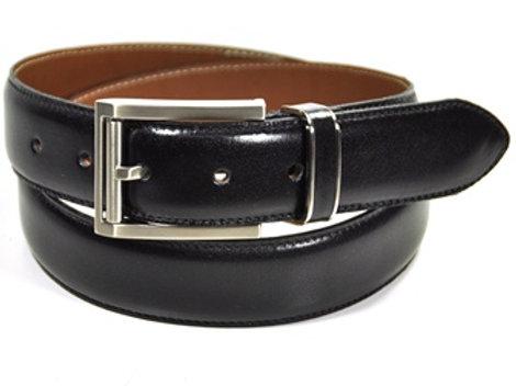 Benchcraft Leather Belt Black