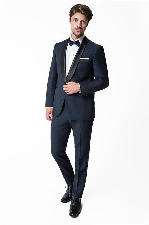 Paul Betenly Davis Navy Tuxedo