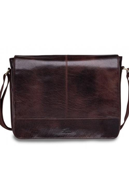 Mancini Messenger Bag for 15'' Laptop / Tablet
