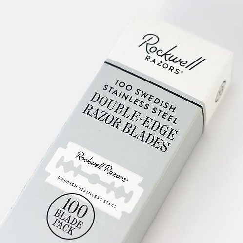 Rockwell Razor Double Edge 100 Pack