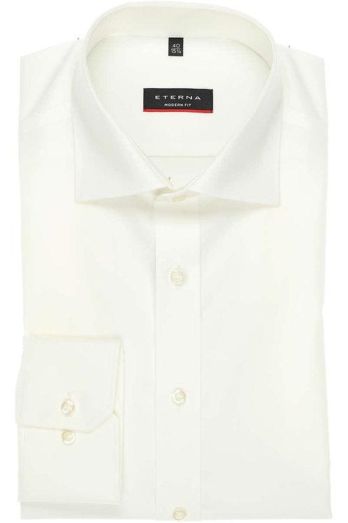Eterna Ecru Dress Shirt