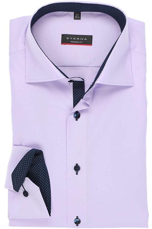 Eterna Lilac Dress Shirt