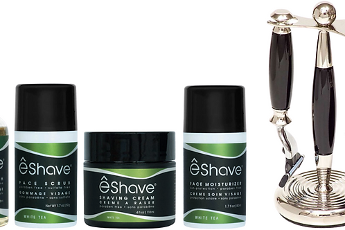 eShave Skin Care & Shave Package