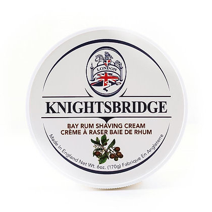 Knightsbridge Bay Rum Shaving Cream