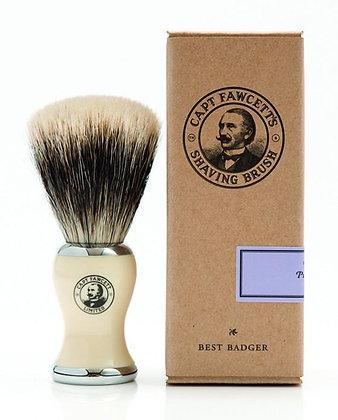 Captain Fawcett's Badger Shaving Brush