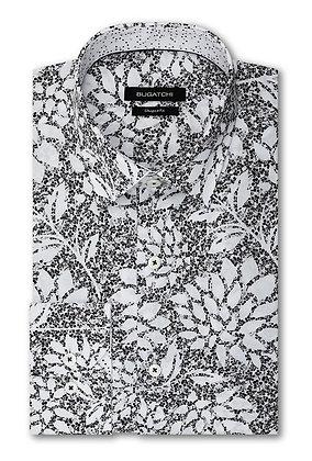 Bugatchi Floral Print Shirt