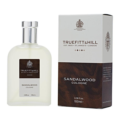Truefitt & Hill Sandalwood Cologne
