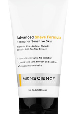 Menscience Advanced Shave Formula
