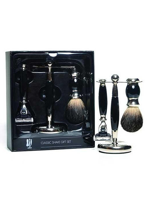 Pure Badger 3pce. Shave Set