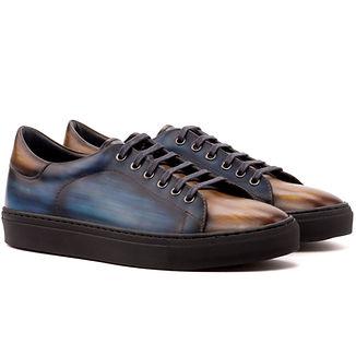 Trainer Sneaker - Patina Heavy - Crust P