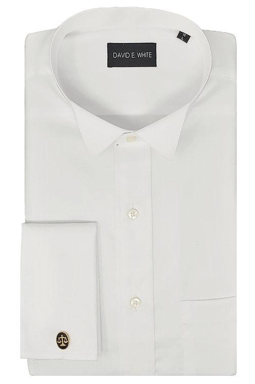 3 Men's Court Shirts French Cuff