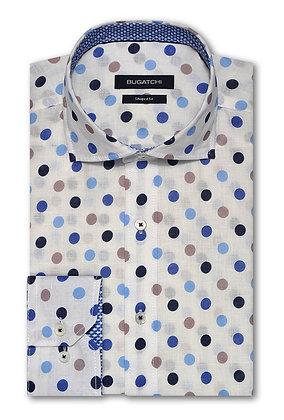 Bugatchi Classic Fit Linen Shirt