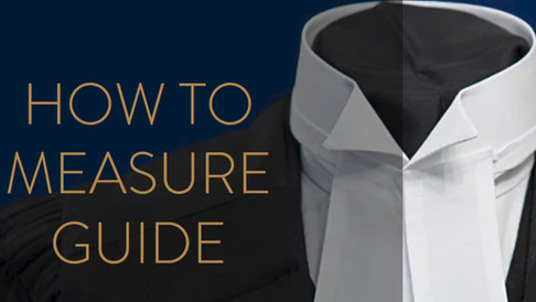 How To Measure Lawyers Robes