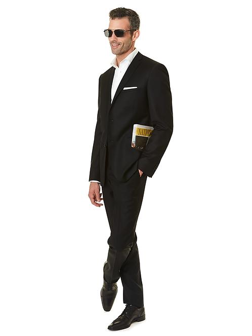 Paul Betenly Ronaldo Black Suit