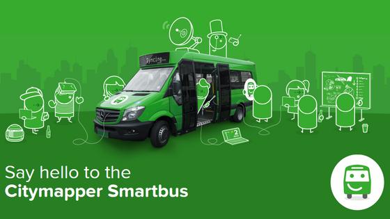 Introducing the Citymapper Smartbus