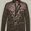 Thumbnail: Handstich Quilted Kent Jacket Olive