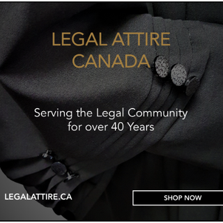 Lawyers Robes In BC