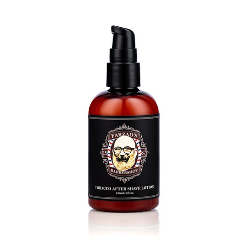 Crown Shaving Co. FARZAD'S Tobacco After Shave Lotion