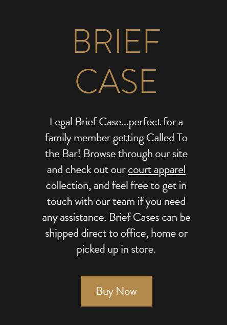 Leather Legal Brief Cases