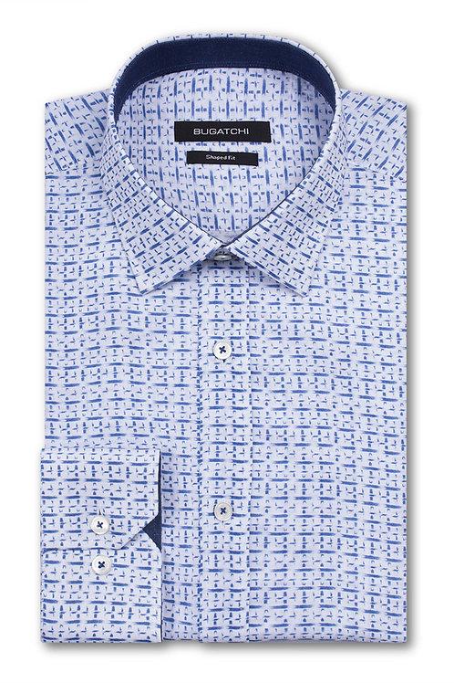 Bugatchi Woven Cotton Shirt