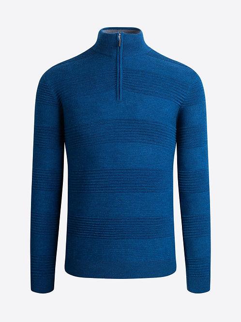 Bugatchi Quarter Zip Sweater