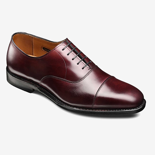 Allen Edmonds Exchange Place Oxblood