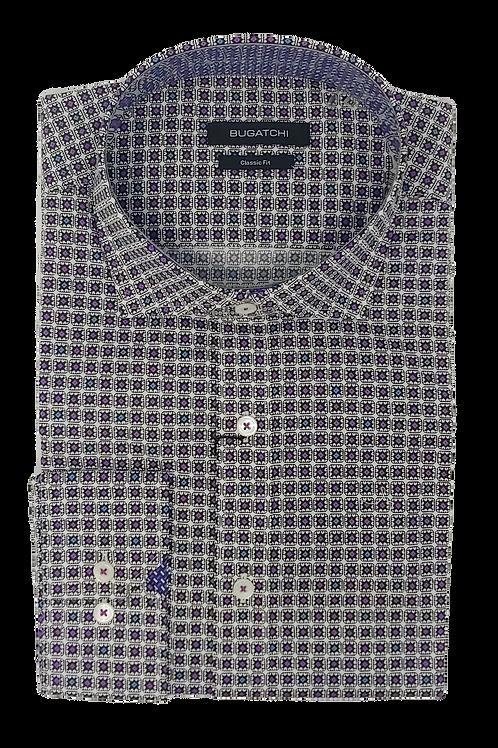 Bugatchi Geometric Shirt