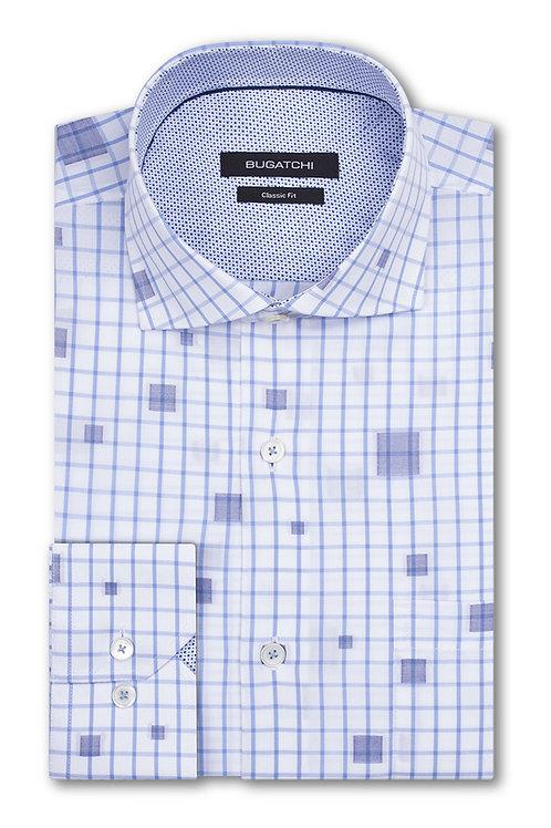 Bugatchi Cotton Check Shirt