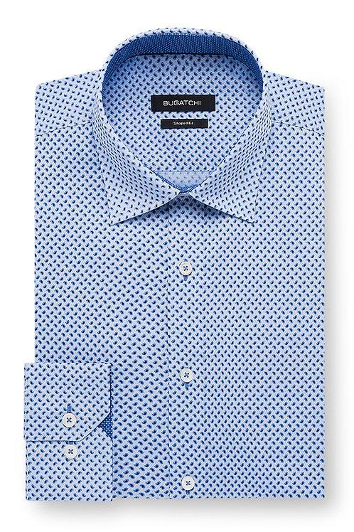 Bugatchi Cotton Paisley Shirt