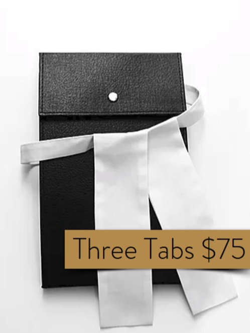 3 Barristers Tabs
