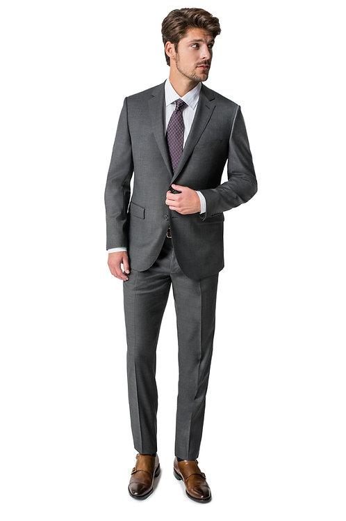 Paul Betenly Ronaldo Grey Suit