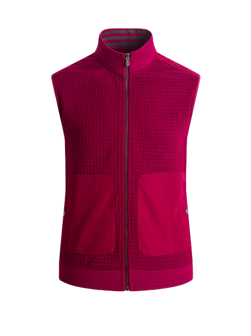 Bugatchi Performance Knit Vest