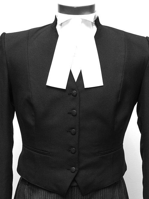 Barrister Waistcoat | Men's | Wool Blend