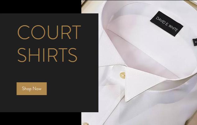 Men's & Womens Court Shirts
