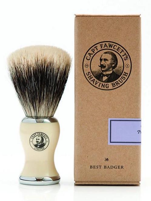 Captain Fawcett's Best Badger Shaving Brush